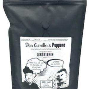 Die Rösterin - Don Camillo & Peppone - ganze Bohne - 333g