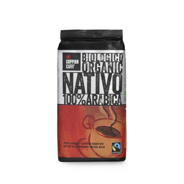 Goppion - Nativo - ganze Bohne - 1000g