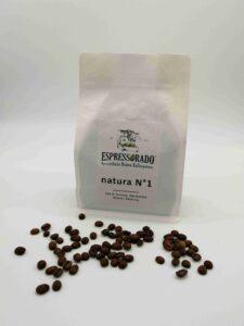 Espressorado natura N°1 - ganze Bohne - 250g