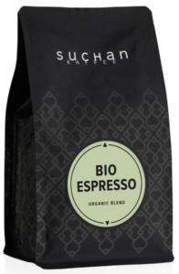 Suchan - BIO Espresso AT-Bio-301 - ganze Bohne - 400g