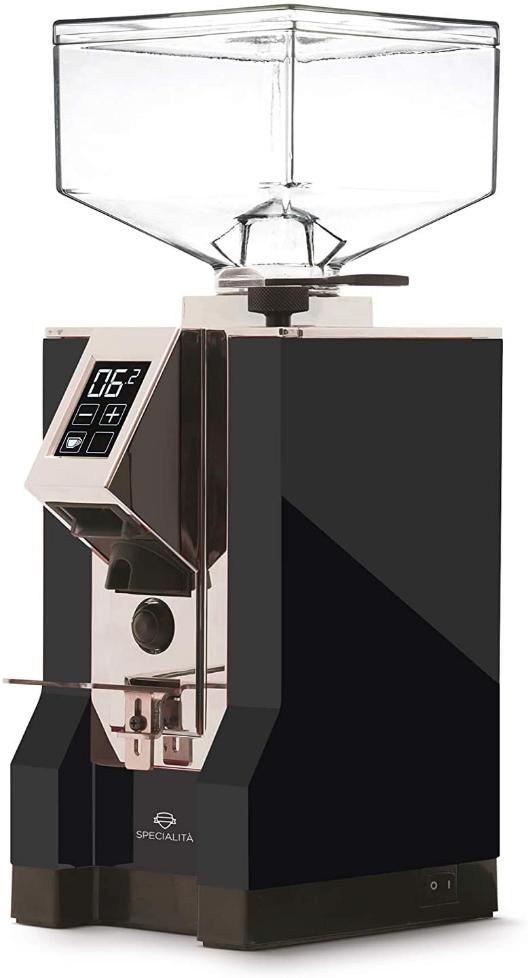 Eureka-Mignon-Specialita 16 CR-Nero schwarz-matt