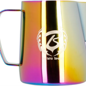 Barista Space-Milchkanne-350ml-multicolor-rainbow