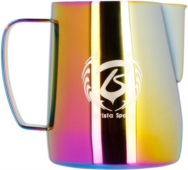 Barista Space-Milchkanne-350ml-multicolor-rainbow