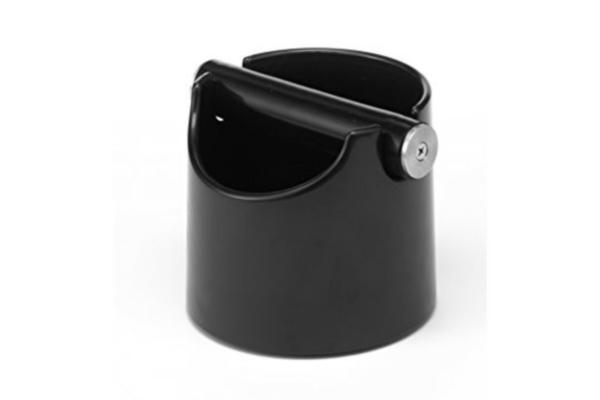 Joe Frex-Kaffeesatzbehälter-knock box-schwarz-Kunststoff