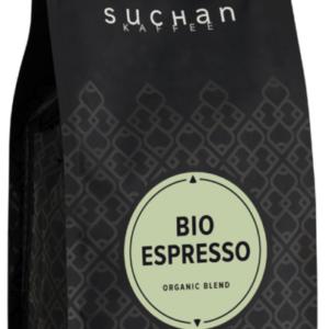 Suchan BIO Espresso AT-Bio-301 ganze Bohne 1000g
